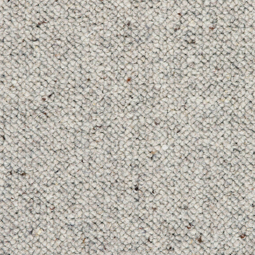 auckland wool berber carpet grey DTWCNSV