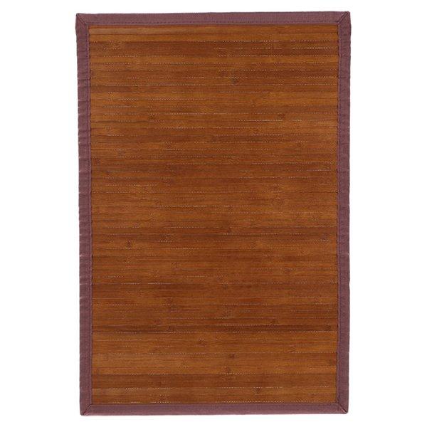 bamboo rug bamboo rugs u0026 seagrass rugs youu0027ll love | wayfair TFLFLGQ