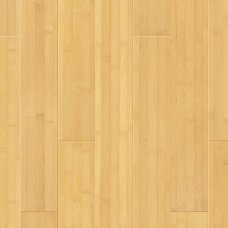 bamboo wood flooring natural floors by usfloors 3.78-in natural bamboo solid hardwood flooring  (23.8-sq FETTESO