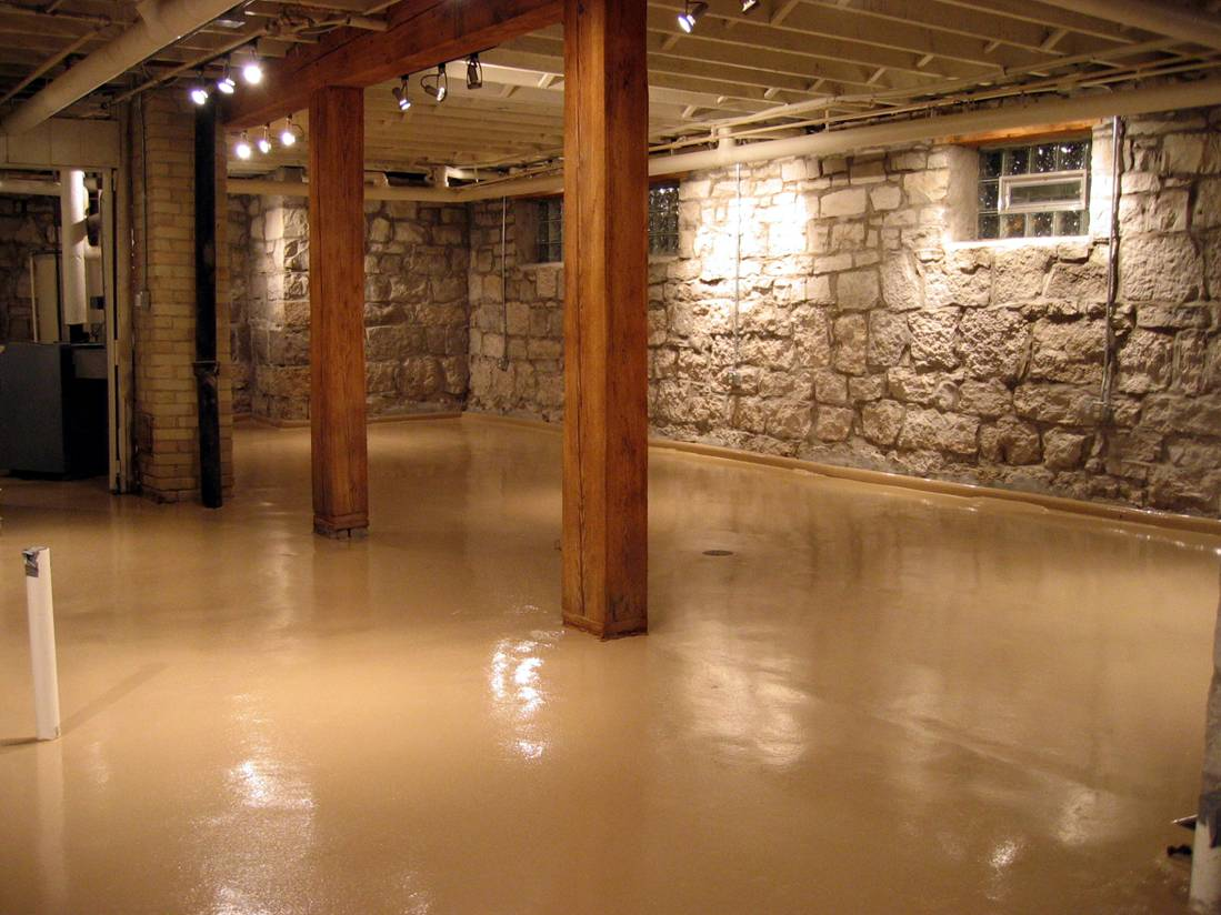 basement floor options basement flooring paint OKNWKUX