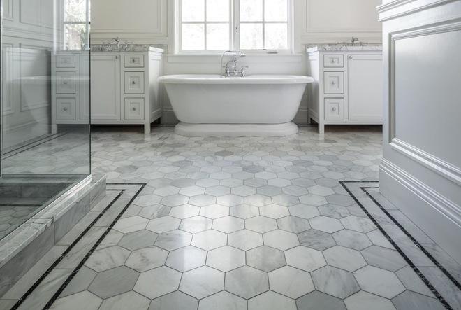 Bathroom floors 3 interesting ways to update your bathroom flooring in corvallis VPXBNDY