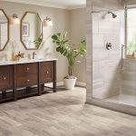 Bathroom floors to enhance the bathroom design