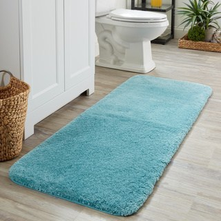 bathroom rug mohawk home spa bath rug ... MFBCUGC