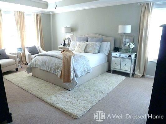 bedroom rugs on carpet rug on carpet bedroom excellent ideas area rug over NEJODMV