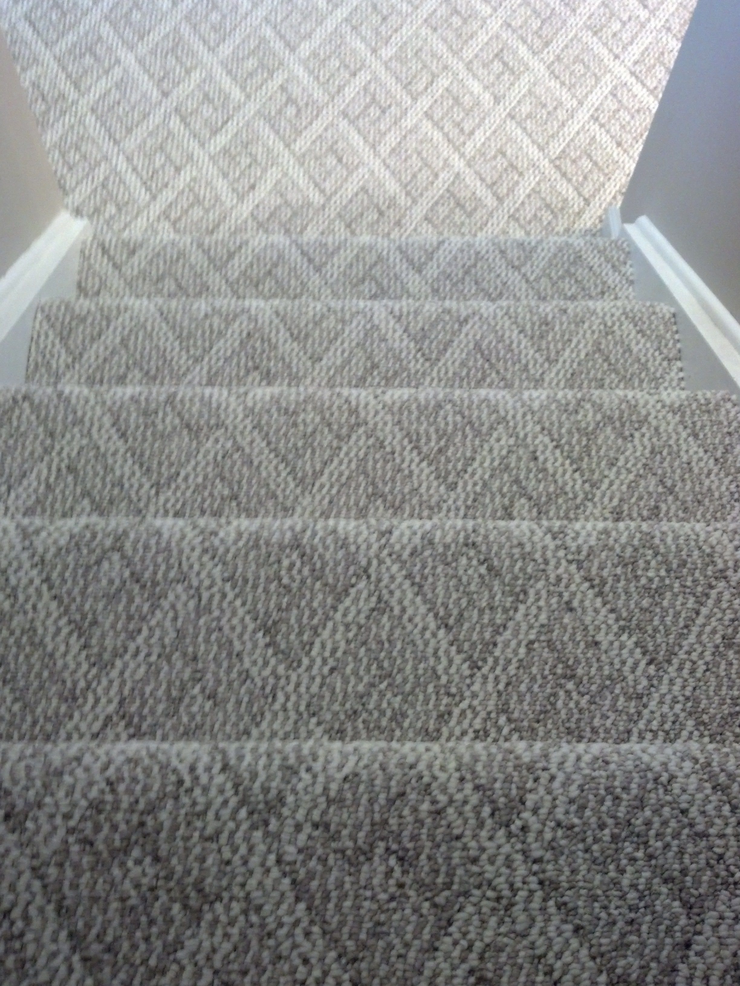 berber carpets berber carpet cincinnati, ohio installed on steps and basement family room.  note.....notice VTNJELJ
