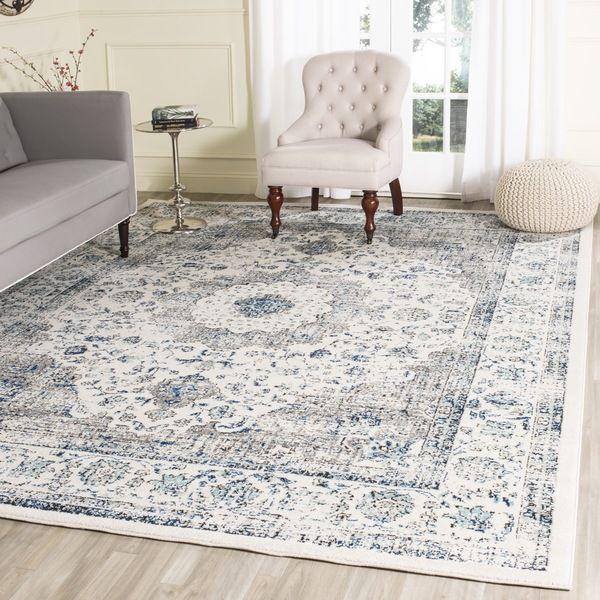 Best area rugs safavieh evoke grey/ ivory rug (9u0027 x ... ZKUPSKI