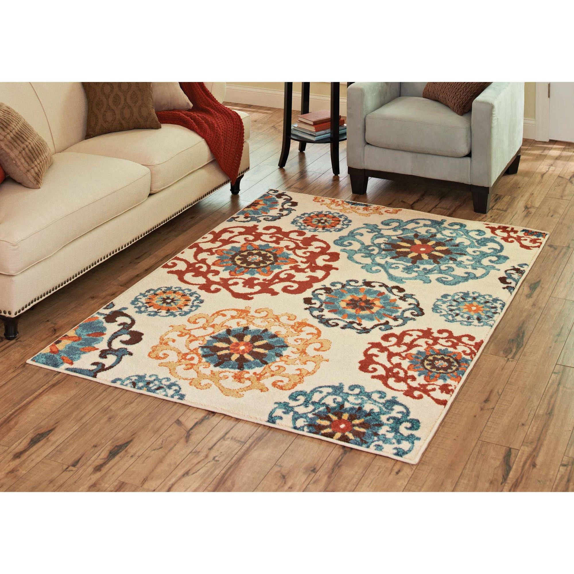 better homes and gardens suzani area rug or runner KZQOJST