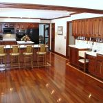Experience durability with brazilian cherryhard wood floor