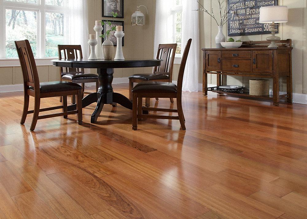 Brazilian cherry wood flooring, simply marvellous