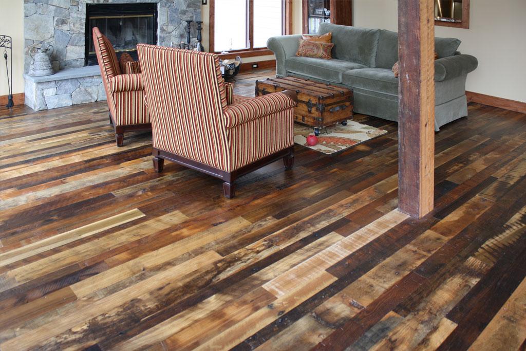 Weathering Distressed Wood Flooring Yonohomedesign