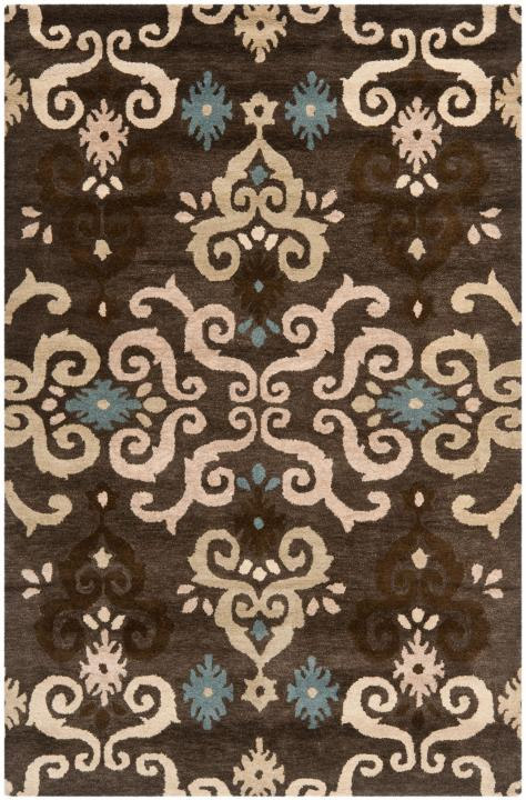 brown area rugs brown / multi DJSWJLO