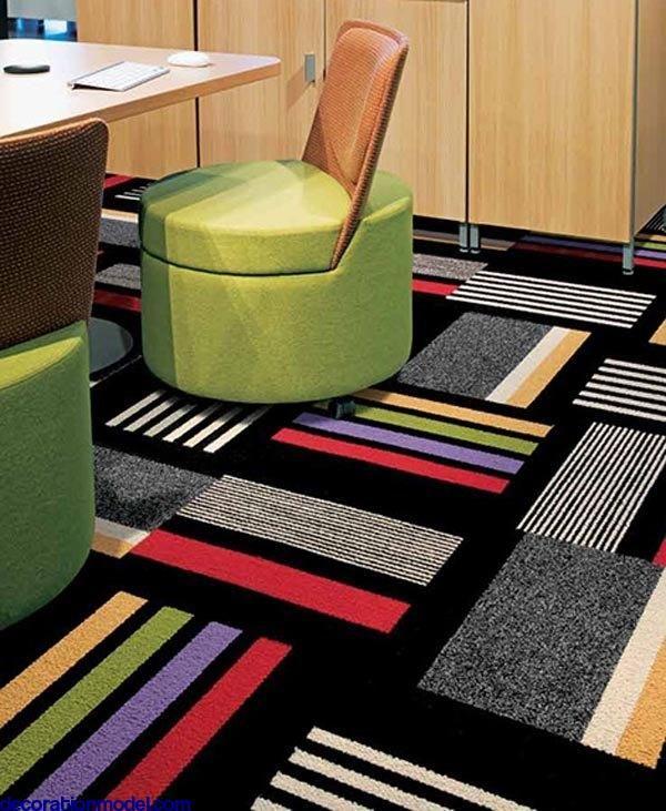 carpet design ideas interior bright color carpet design 47 modern carpet inspiration for living  room BUUQODU