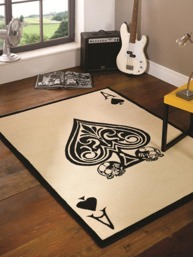 carpet designs for home 18 cool carpet designs to break the monotony in your home UVCIKRA
