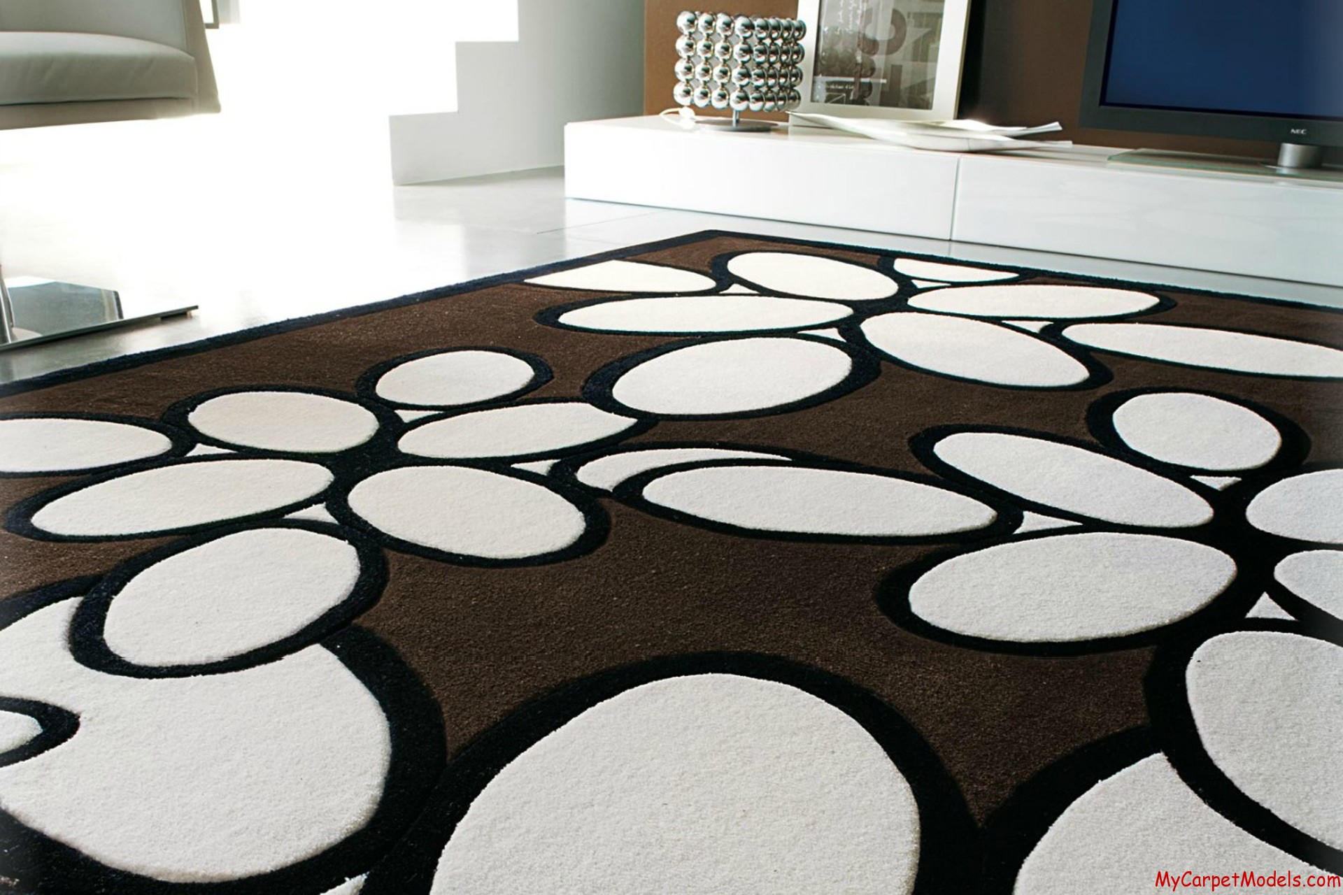 carpet designs for home ... imposing modern carpet design for living room ideas ... EARBLIN