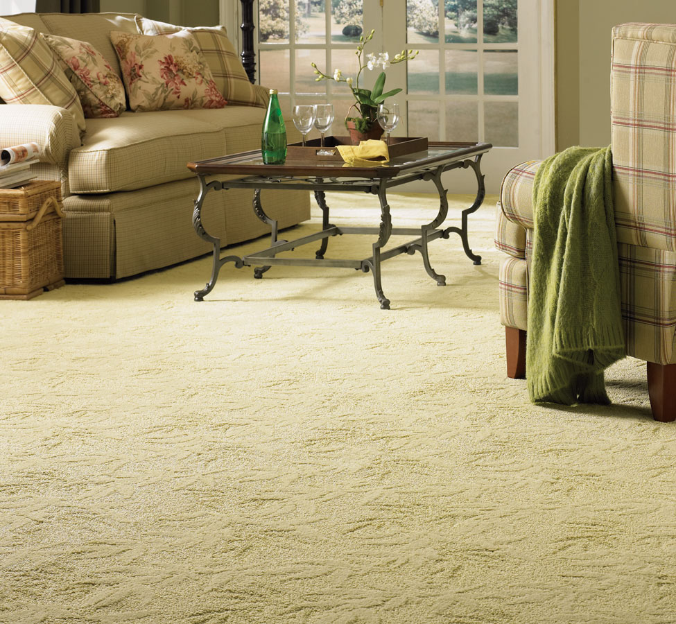Types of carpet floor