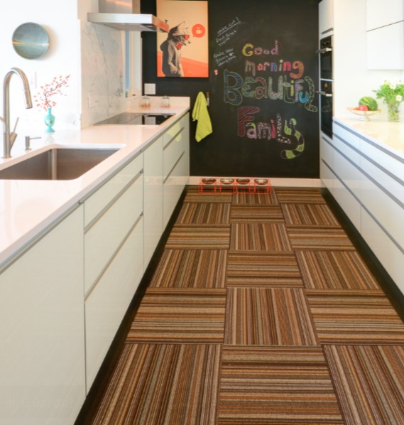 carpet flooring design kitchen flooring ideas and materials - the ultimate guide BTUWKTB