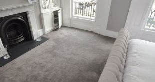 carpet ideas elegant cream and grey styled bedroom. carpet by bowloom ltd. LFWXQSV