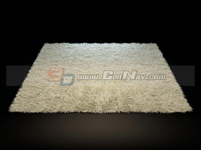 carpet models microfiber carpets and mats 3d model YBQOGEJ