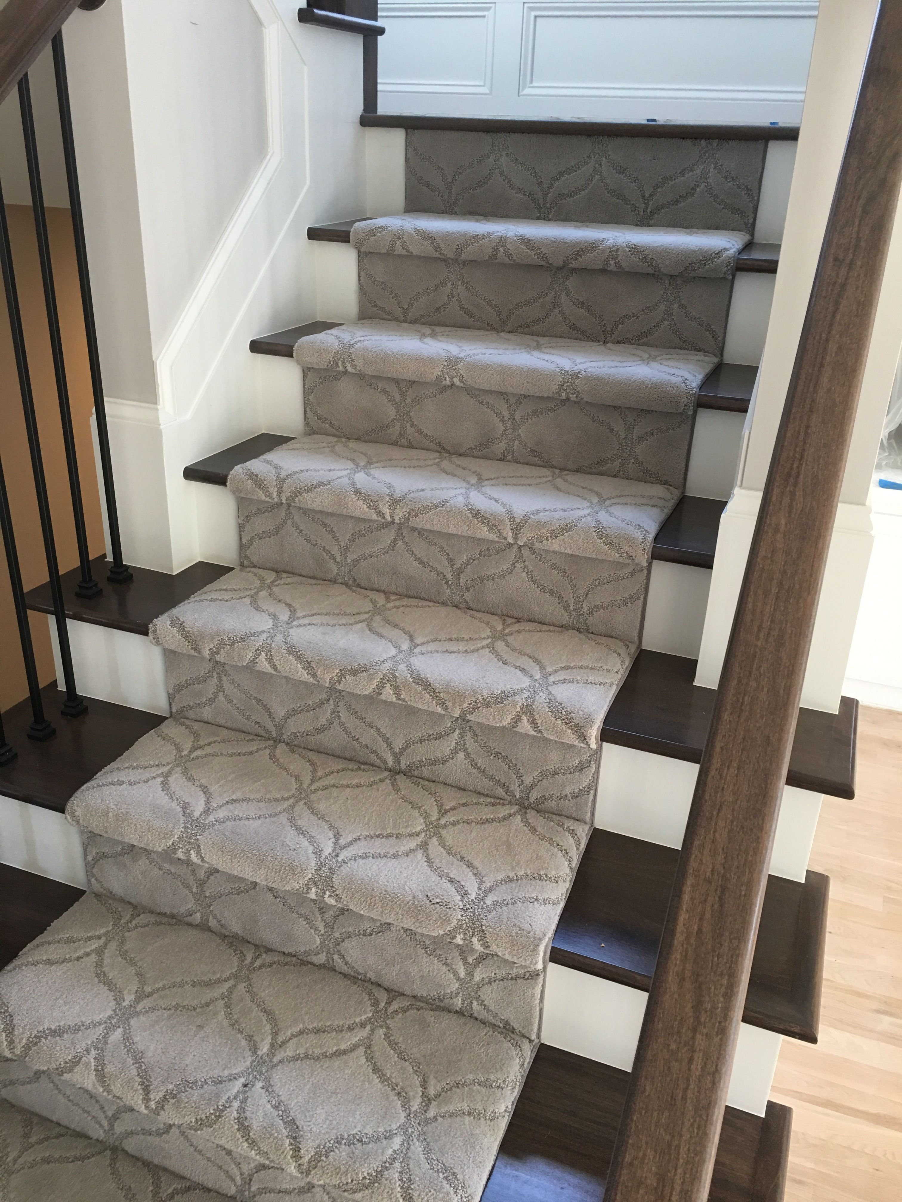 Carpet stairs stair carpet runner #stairs (stairs painted ideas) tags: carpet stair  treads, striped GDNPVPR