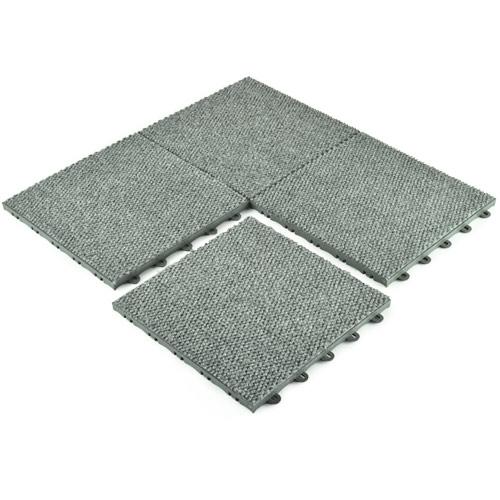 carpet tiles raised squares snap together 4 tiles. KJLCCKR