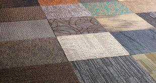 carpet tiles versatile assorted commercial pattern 24 in. x 24 in. carpet tile (10 tiles FSAYVIU