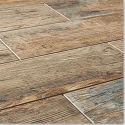 ceramic flooring porcelain tile - redwood series - natural / 6 CHOZFLQ