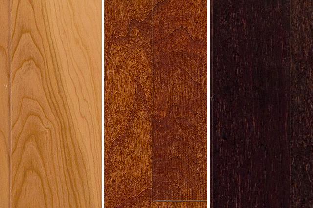 cherry hardwood flooring three cherry wood flooring color options QMNWCXT