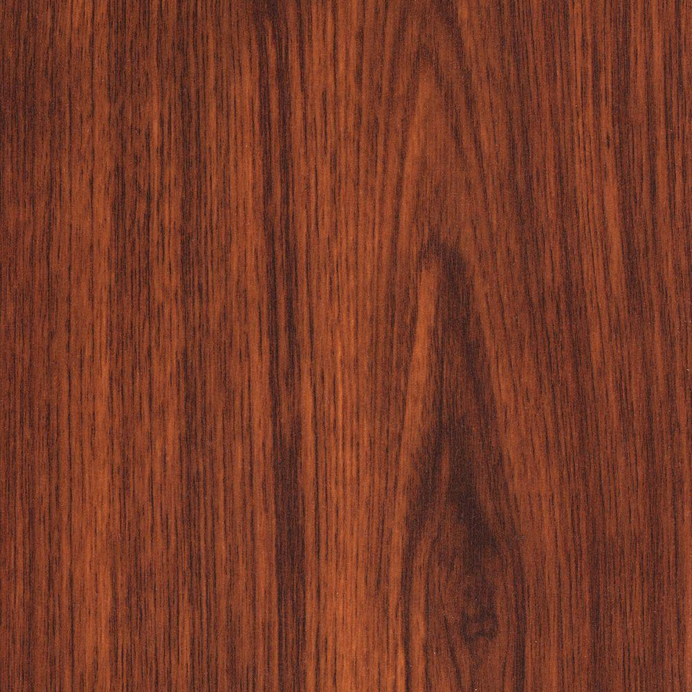 Cherry laminate flooring trafficmaster embossed brazilian cherry 7 mm thick x 7-11/16 in. wide ZCELPXJ