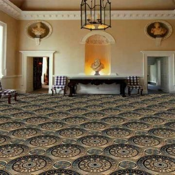 china axminster carpet; wall to wall carpet; pp rug; hotel carpet; machine QTGSLLP