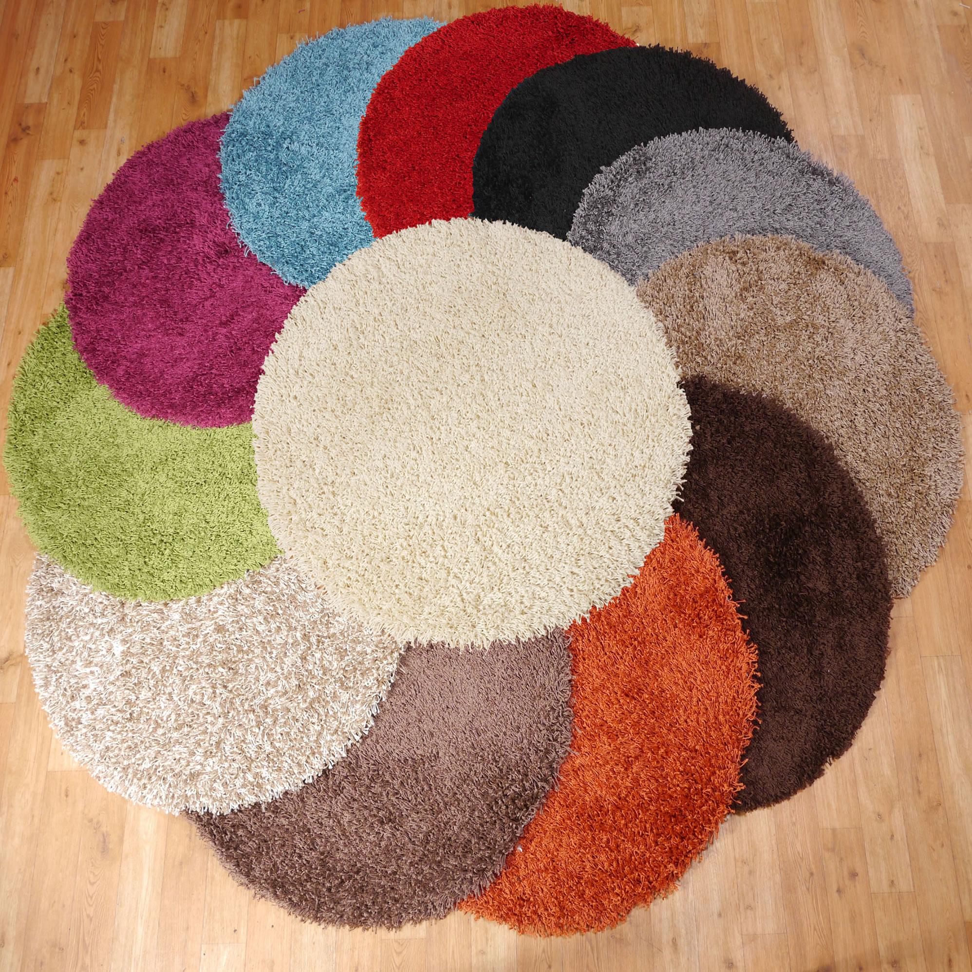 circular rug round shaggy rugs QSCRYFQ