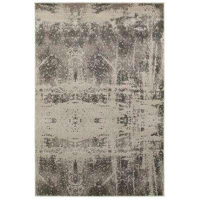 classic white rugs adana white/beige 2 ft. x 3 ft. vibrant indoor area rug SHGPMKO