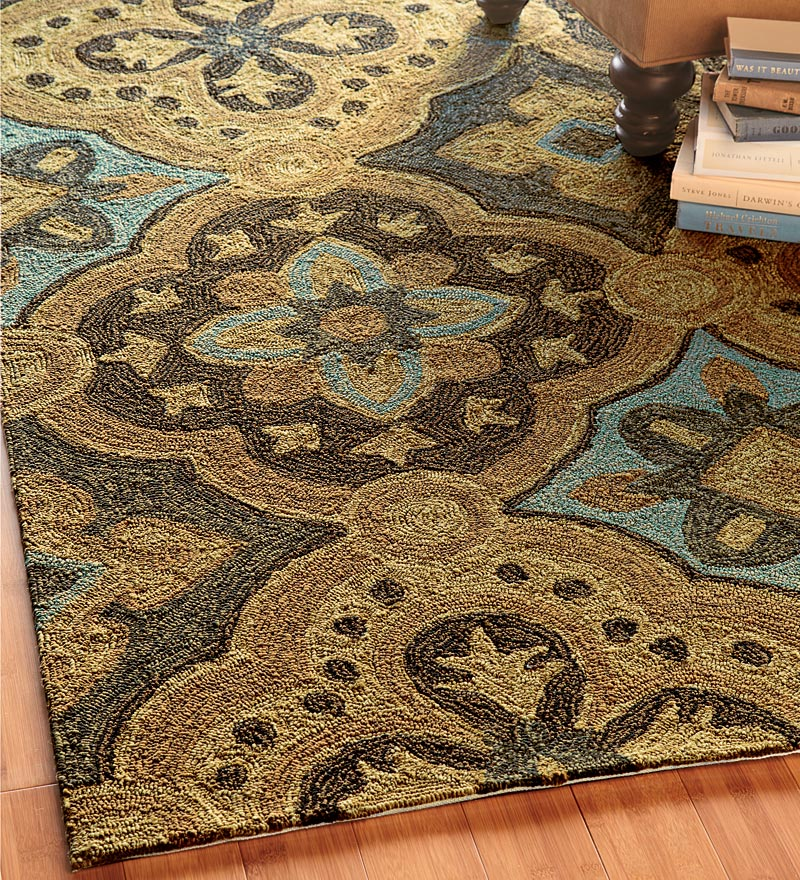 Clearance area rugs and their benefits