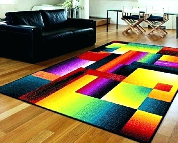 colourful area rug funky area rugs canada a bright multi colored rug JMNIFZB
