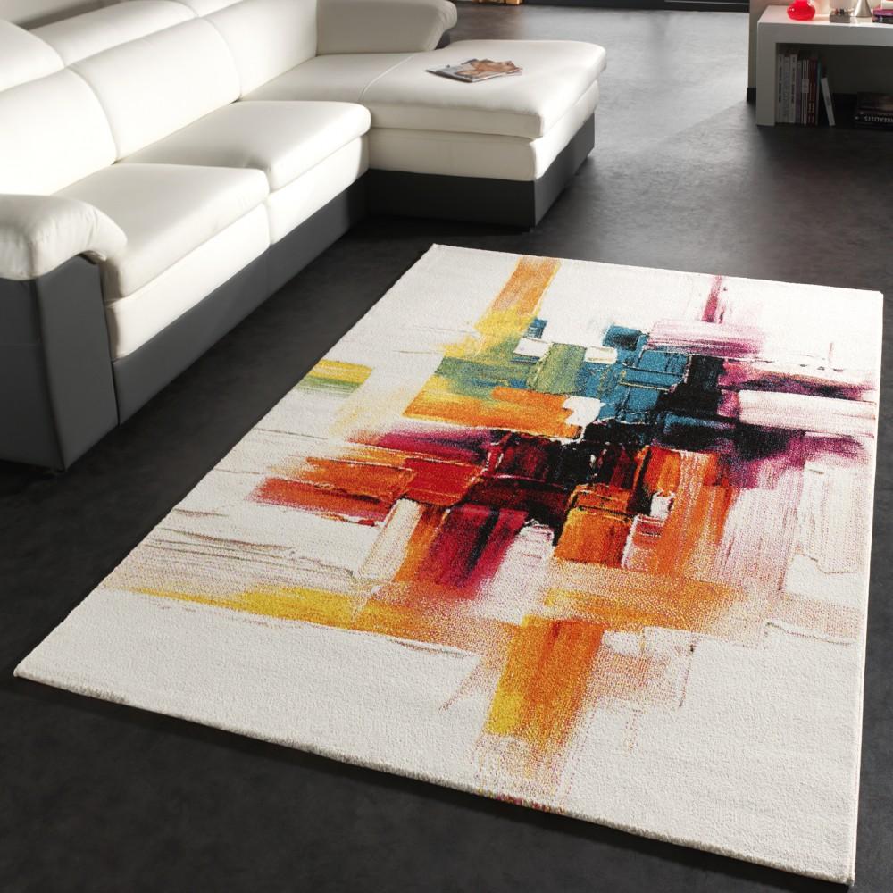 colourful rugs canvas rug 001 YOFUCYD
