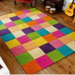 Importance of cleaning colourful rugs