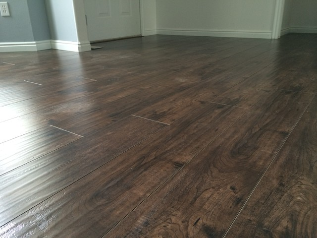 Commercial laminate flooring handscraped boothill 12mm commercial grade residential laminate flooring  entry LBQUKEO