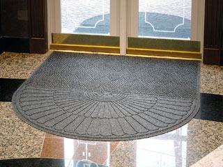 commercial rugs floorguard eco diamond series - commercial grade indoor outdoor entrance  mats IJQXHEC
