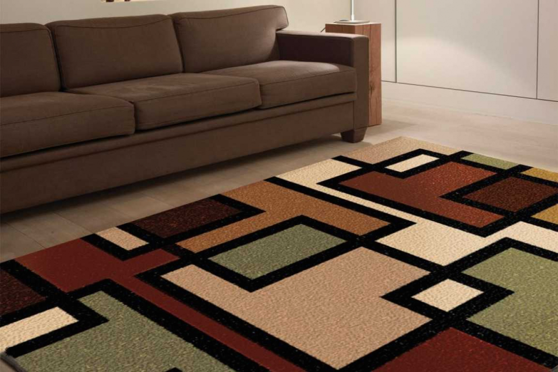 cool area rugs - cool rugs that put the spotlight on the floor NCDWGCK