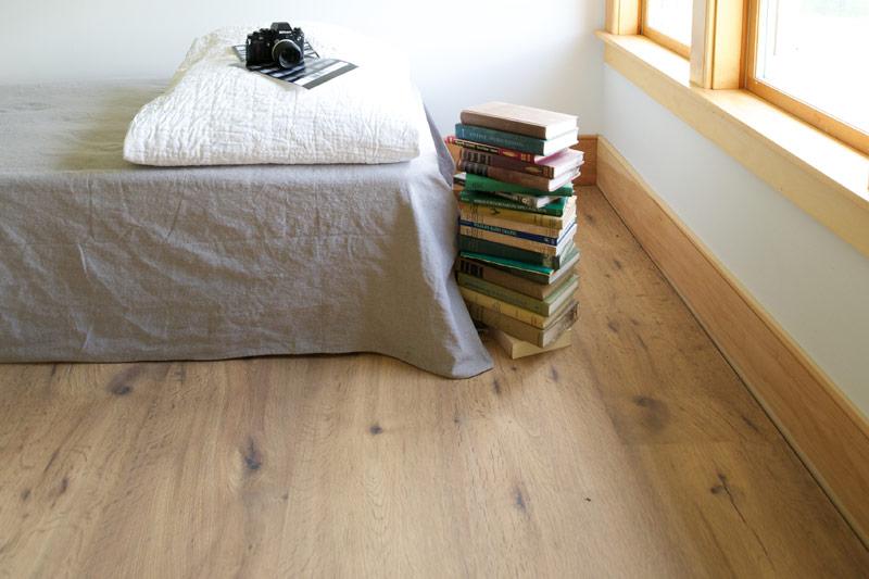 Sustainable flooring-cork floors