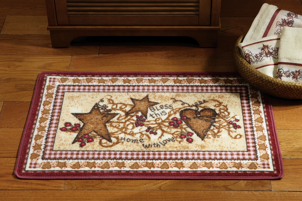 country rugs and door mats entranching stunning country kitchen rugs braided primitive on ... BIGDYKM