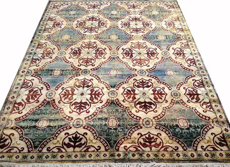custom rug manufacturers hand made saree silk rug, manufactured in india. contact us at  info@surekasgroup TONFCVJ