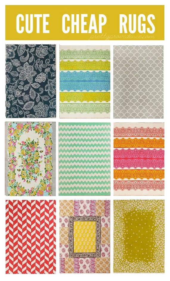 Cute rugs rugs that are cute and cheap enough for a small budget! all less WBPXAOO