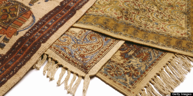 death to scatter rugs! why do we adore our (dangerous) floor décor? | DAUMUKW
