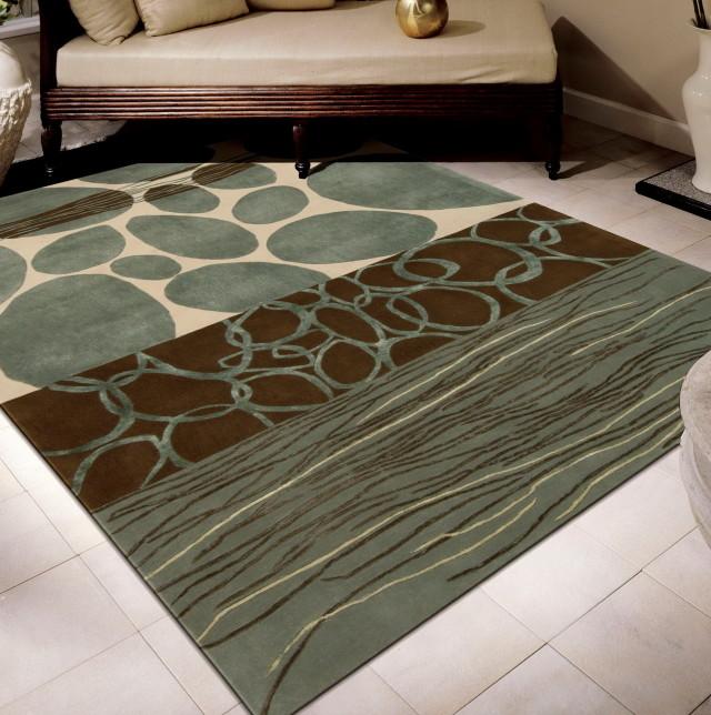 designer area rugs modern STKPEMQ