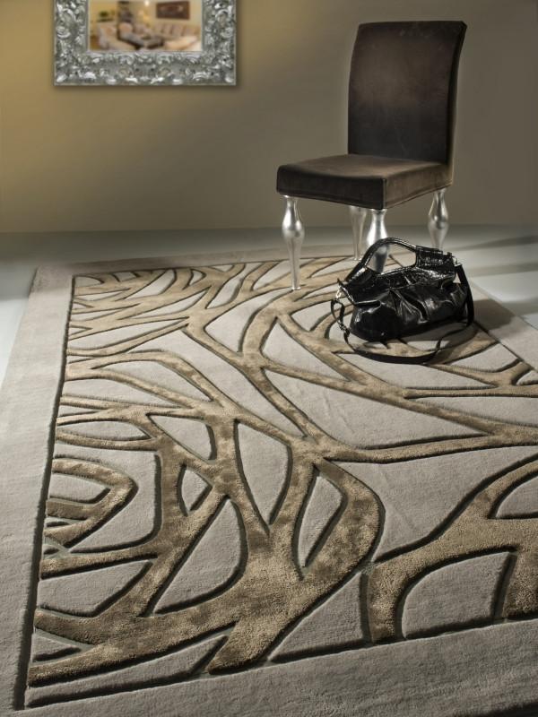 designer area rugs thea modern grey italian designer area rug 5.5u0027 x 7.5u0027 GOVXVIT
