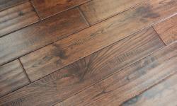 distressed hardwood flooring white oak twilight 3/4 x 5 LKPSWPR