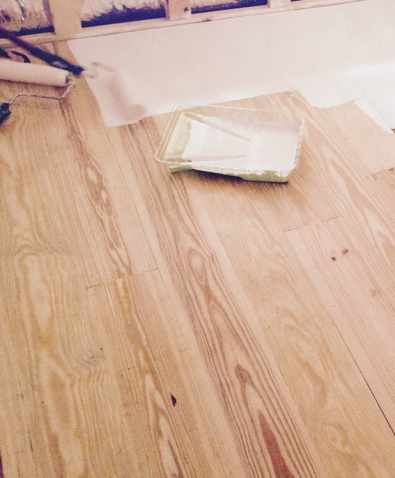distressed wood flooring how to paint wood floors THQQMHK