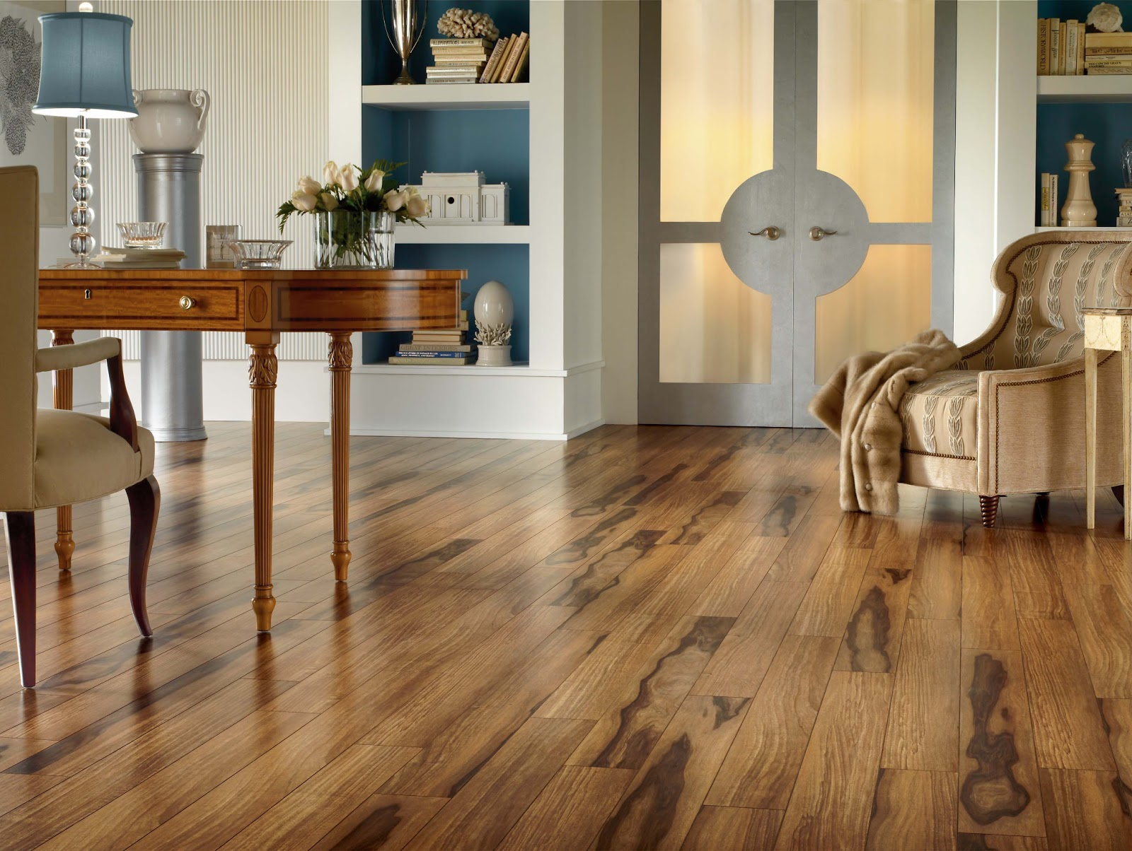 Durable Laminate Wood Flooring floor is the frequent place that can be easily damaged even without us KDFCIFY