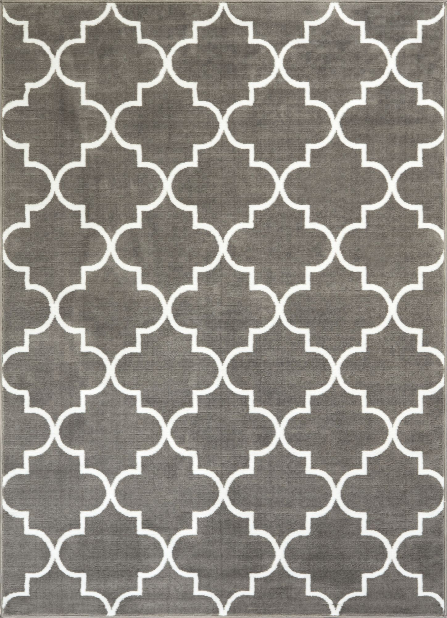elleu0027s lattice grey modern rug GSNLXMR