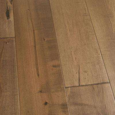 Engineered floor maple cardiff 3/8 in. thick x 6-1/2 in. FRZQNDS